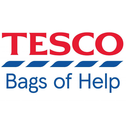 Tesco Bags for Help